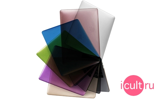 i-Blason Case Clear MacBook Pro 13 2016