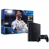Игровая консоль Sony Playstation 4 Slim 1ТБ HDD  + FIFA 18 + PS Plus 14 дней Black черная CUH-2108B