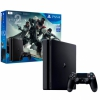 Игровая консоль Sony Playstation 4 Slim 1ТБ HDD  + Destiny 2 Black черная CUH-2108B