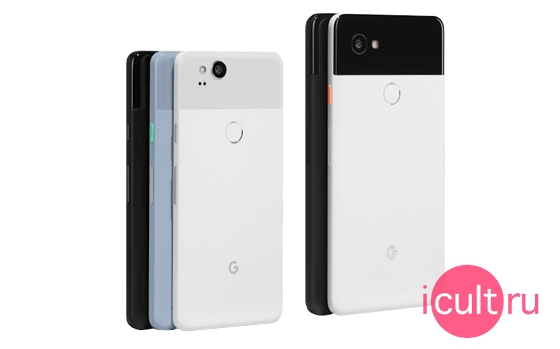 Google Pixel 2 Clearly White