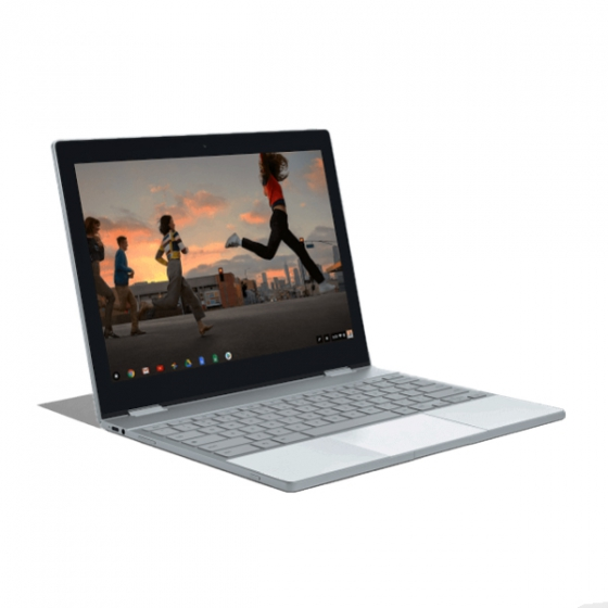 "Ноутбук Google PixelBook (Intel Core i5/12.3""/2400x1600/8Gb/ 128Gb SSD/DVD нет/Wi-Fi/Bluetooth/Chrome OS) Silver серебристый"