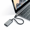 Переходник Satechi Aluminum UBC-C to HDMI Adapter 4K 60Hz Space Gray темно-серый ST-TC4KHAM