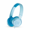 Наушники JBL JR300 Ice Blue голубые JBLJR300BLU