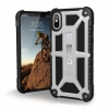 Чехол UAG Monarch Platinum для iPhone X/XS платиновый IPHX-M-PL