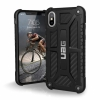 Чехол UAG Monarch Carbon Fiber для iPhone X/XS черный карбон IPHX-M-X