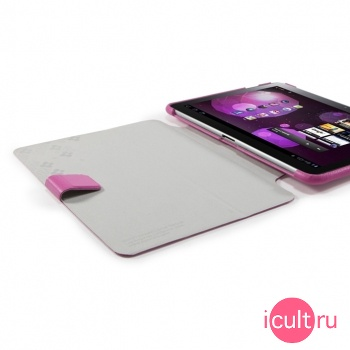 SGP Galaxy Tab 10.1 Leather Case Stehen чехол для Galaxy Tab 10.1