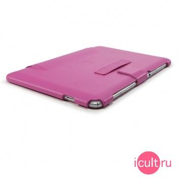 SGP Galaxy Tab 10.1 Leather Case Stehen революционный чехол