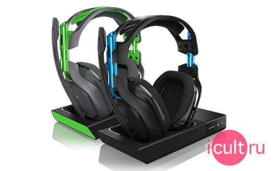 Astro Gaming A50 Wireless Headset + Base Station Grey
