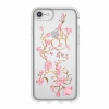 Чехол Speck Presidio Clear + Print Golden Blossoms Pink/Clear для iPhone 6/7/8 прозрачный с цветами 103114-5754