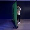 Складной фон для стримеров Elgato Green Screen зеленый 10GAF9901