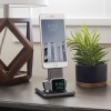 Док-станция Twelve South HiRise Duet для iPhone/Apple Watch темно-серая 12-1634