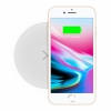 Беспроводное ЗУ Momax Q.Pad X Fast Wireless Charge 2A White белое UD6