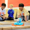 Робот Wonder Workshop Dash Robot для iOS/Android устройств голубой DA01