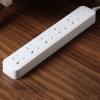 СЗУ Xiaomi Mi Power Strip 5 розеток/1,8 метра White белое