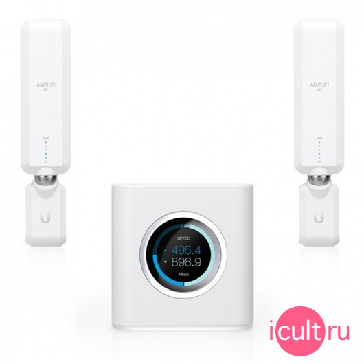 Беспроводная Wi-Fi система AmpliFi HD Home Wi-Fi System White белая