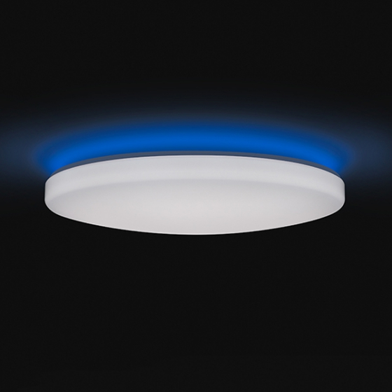 Умная лампа с BLE шлюзом Xiaomi Yeelight LED Ceiling Lamp 650mm 50W White белая YLXD02YL