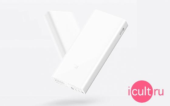 Xiaomi Silicone Case White For Xiaomi Mi Power Bank 2C 20000mAh