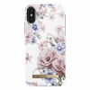 Чехол iDeal Fashion Case Floral Romance для iPhone X белый с цветами IDFCS17-I8-58