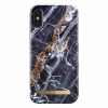 Чехол iDeal of Sweden Fashion Case Midnight Blue Marble для iPhone X/XS темно-синий мрамор