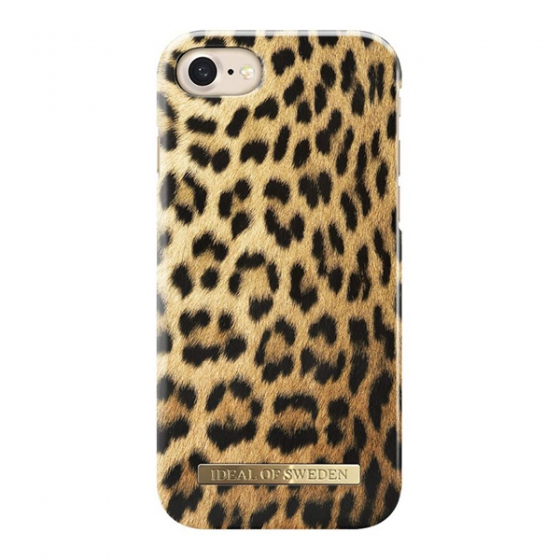 Чехол iDeal Fashion Case Wild Leopard для iPhone 6/7/8/SE 2020 леопард IDFCS17-I8-67