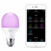 Управляемая мультицветная лампа Lifx Mini Color and White A19 9W/E27 для iOS/Android устройств белая L3A19MC08E27