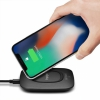 Беспроводное ЗУ Spigen Essential F301W Wireless Charger 2A Black черное 000CH20727