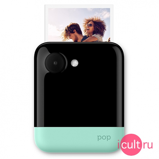 Фотокамера Polaroid POP 20MP Instant Digital Camera Green зеленая POLPOP1G