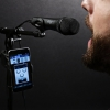 Конденсаторный микрофон IK Multimedia iRig Mic HD 2 Lightning/USB для iOS/ПК/Mac черный IP-IRIG-MICHD2-IN