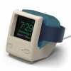 Док-станция Elago Vintage 1988 W3 Stand Aqua Blue для Apple Watch синяя EST-WT4-ABL