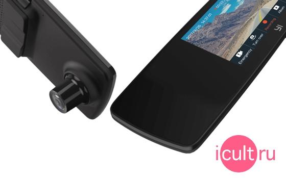 Автомобильный видеорегистратор Xiaomi YI Mirror Dash Camera