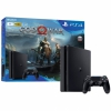 Игровая консоль Sony Playstation 4 Slim 1ТБ HDD + God of War Black черная CUH-2108B