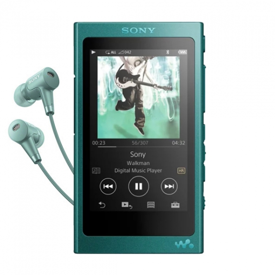 Плеер Sony Walkman 16GB зеленый NW-A45HN