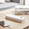 СЗУ Xiaomi Mi Power Strip 2.1A/3USB/4 розетки/2 метра White белое MJSWSKCXB-01QM