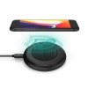 Беспроводное ЗУ RAVPower HyperAir Fast Wireless Chargers with QC3.0 Adapter 10W 2A черное RP-PC058