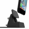 Док-станция Elevation Lab ElevationDock 4 Lightning Matte Black черная матовая ED4-100