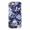 Чехол iDeal Fashion Case Sailor Blue Bloom для iPhone 6/7/8/SE 2020 синий с цветами IDFCS18-I7-69