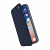 Чехол-книжка Speck Presidio Folio Eclipse Blue/Gunmetal Grey для iPhone X/XS темно-синий/серый 110575-7361