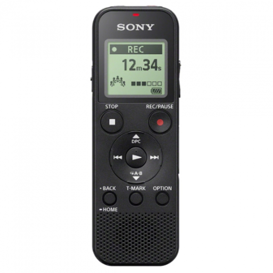 Диктофон Sony Digital Voice Recorder 4GB Black черный ICD-PX370