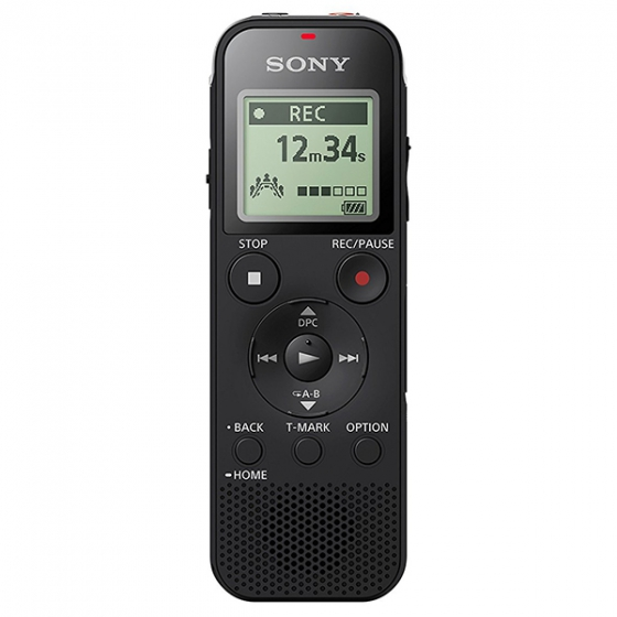 Диктофон Sony Digital Voice Recorder 4GB Black черный ICD-PX470