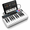 MIDI-контроллер IK Multimedia iRig Keys I/O 25 Keys White для iOS/ПК/Mac белый IP-IRIG-KEYSIO25-IN