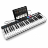 MIDI-контроллер IK Multimedia iRig Keys I/O 49 Keys White для iOS/ПК/Mac белый IP-IRIG-KEYSIO49-IN