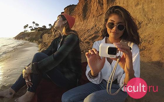 GoPro Sleeve + Lanyard White для GoPro Fusion