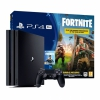 Игровая консоль Sony Playstation 4 Pro 1ТБ HDD + Fortnite Black черная CUH-7108B