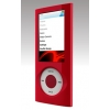 Чехол из поликарбоната SwitchEasy CapsuleThins Red для iPod nano 5G красный SW-CAPTH5-R