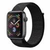 Часы Apple Watch Series 4 GPS 44mm Aluminum Case with Sport Loop Space Gray/Black серый космос/черный MU6E2
