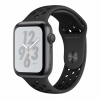 Смарт-часы Apple Watch Series 4 GPS Nike+ 44 мм Space Gray/Anthracite/Black темно-серые/черные MU6L2