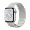 Смарт-часы Apple Watch Series 4 GPS Nike+ 40 мм Silver/ Summit White Серебристый/Снежная вершина MU7F2