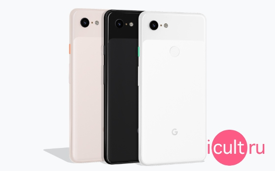 Google Pixel 3 XL 128GB Clearly White