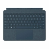 Обложка с клавиатурой Microsoft Type Signature Cover Cobalt Blue для Microsoft Surface Go синяя ENG/RUS KCS-00021