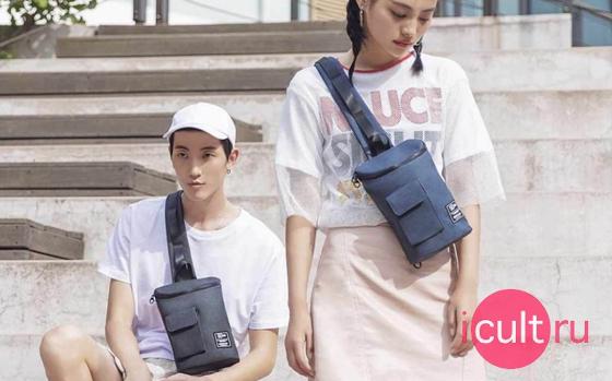 Сумка Xiaomi Mi 90 Points Chic Leisure Waist Bag